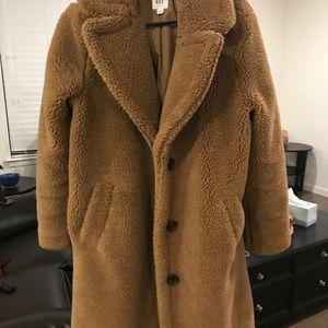 Gap teddy coat